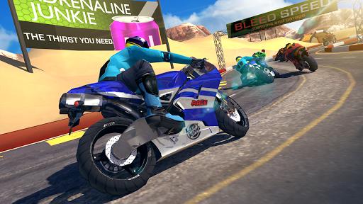 Bike Racing Rider screenshot 4