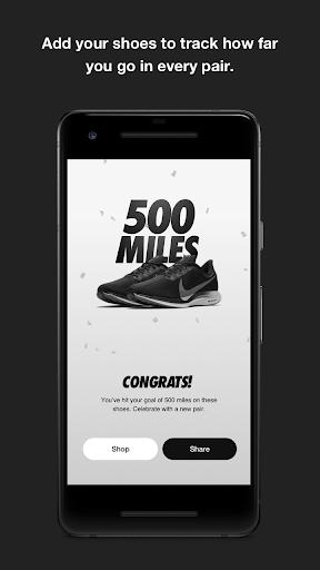 Nike Run Club 6 تصوير الشاشة