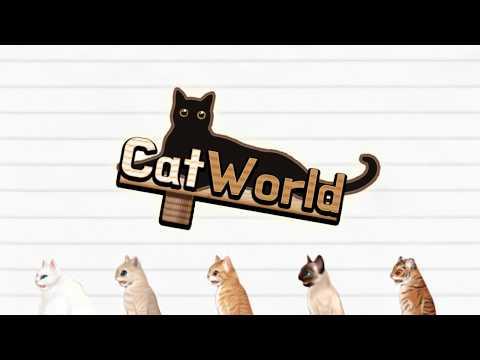 Cat World - The RPG of cats screenshot 1