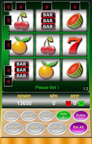 Play Slot-777 Slot Machine 1 تصوير الشاشة