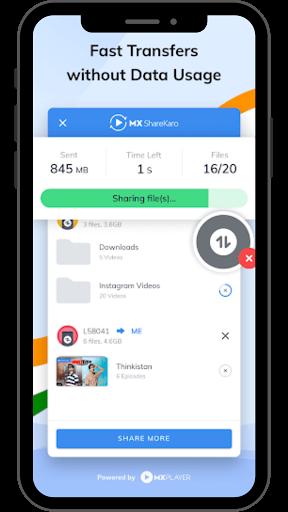 SHAREiT - Transfer & share free 2020 screenshot 1