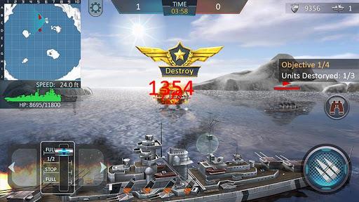 Warship Attack 3D screenshot 4