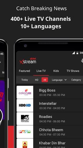 Airtel Xstream App: Movies, Live Cricket, TV Shows screenshot 6