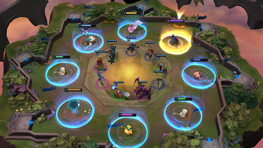 Teamfight Tactics: League of Legends Strategy Game screenshot 6