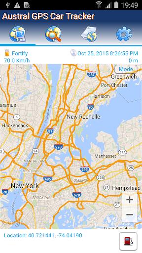 GPS Tracker Car TK SMS Free 2 تصوير الشاشة