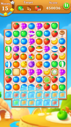 Fruits Bomb 8 تصوير الشاشة