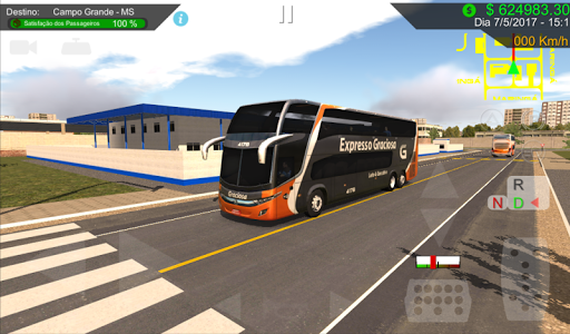Heavy Bus Simulator screenshot 8