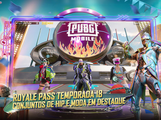 PUBG MOBILE: MIL RITMOS screenshot 11