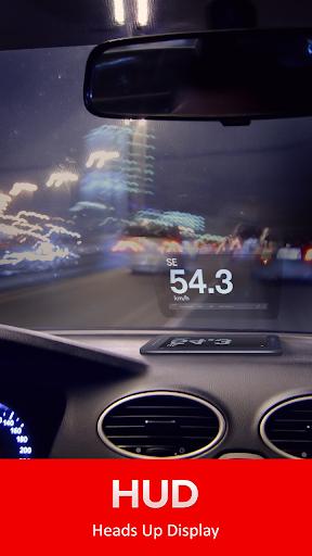 Speed Tracker. GPS Speedometer and Trip Computer screenshot 2