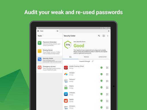 RoboForm Password Manager screenshot 16