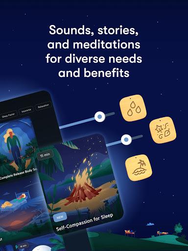 Relax Melodies: Sleep Sounds, Meditation & Stories screenshot 10