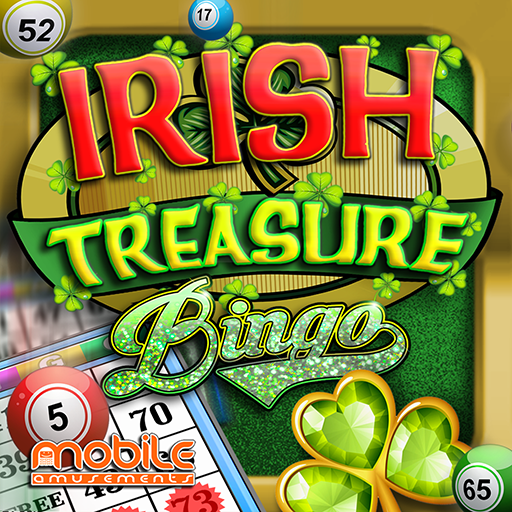 Irish Treasure Rainbow Bingo FREE icon