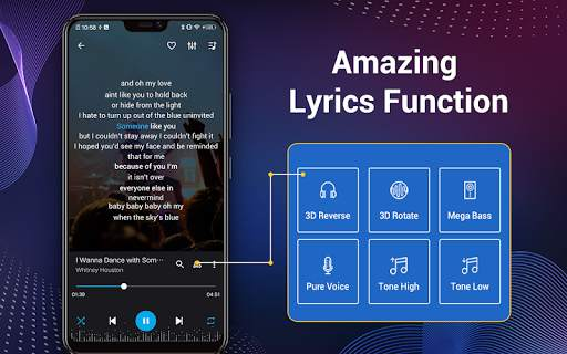 Music Player - Audio Player & 10 Bands Equalizer screenshot 14