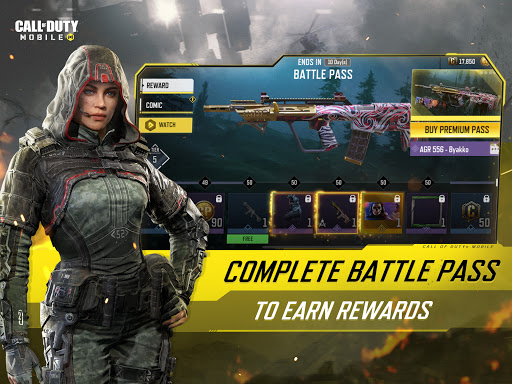 Call of Duty®: Mobile स्क्रीनशॉट 13