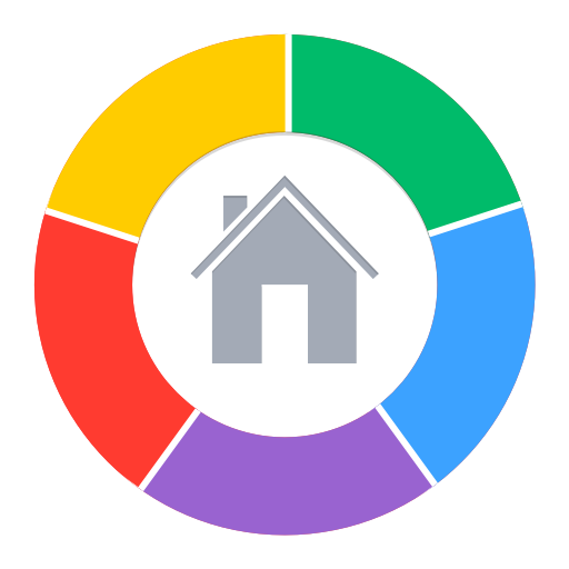 Home Budget with Sync Lite أيقونة