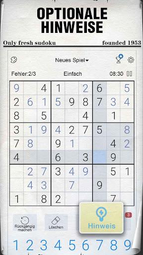 Sudoku - Kostenlose klassische Sudoku Puzzles screenshot 7