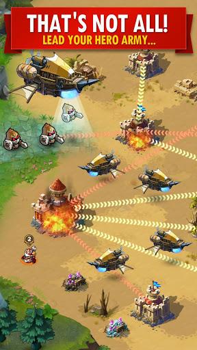 Magic Rush: Heroes 10 تصوير الشاشة