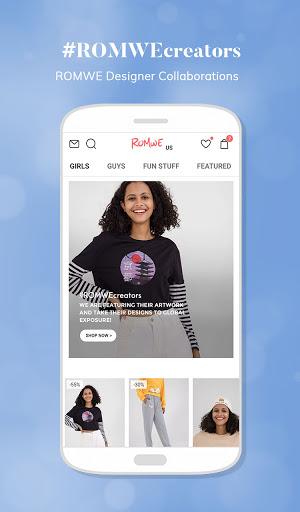 ROMWE - Daily Outfit  Fashion screenshot 5