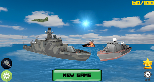 Sea Battle 3D PRO: Warships screenshot 9