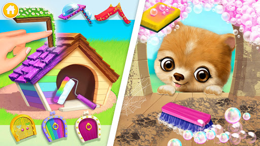 Sweet Baby Girl Cleanup 5 - Messy House Makeover 5 تصوير الشاشة