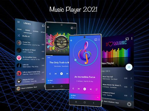 Musikspieler 2021 screenshot 1