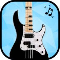 Electric Bass Guitar on 9Apps