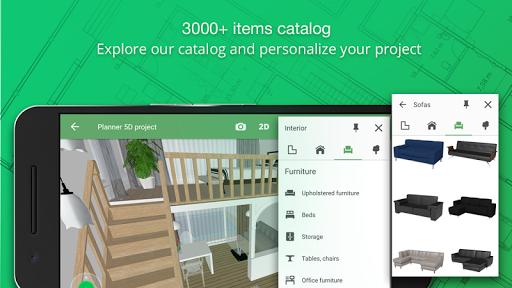 Planner 5D - Home & Interior Design Creator screenshot 3