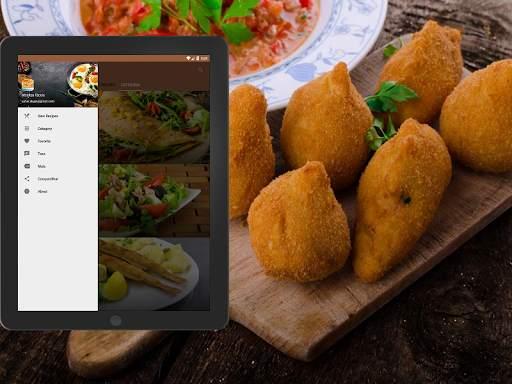 Receitas Fáceis - Receitas Simples e Deliciosas screenshot 14