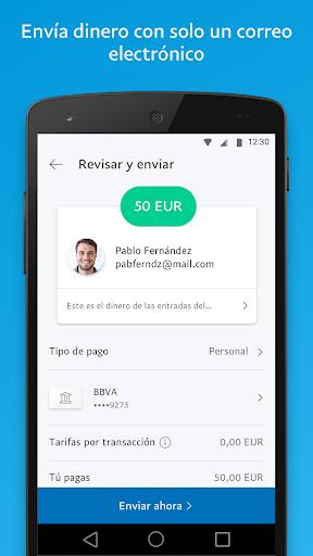 PayPal screenshot 2