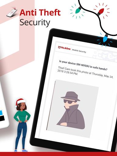 Mobile Security: VPN Proxy & Anti Theft Safe WiFi screenshot 14