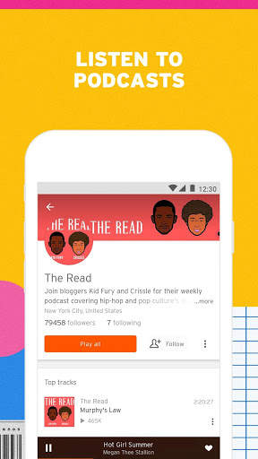 SoundCloud - Play Music, Audio & New Songs screenshot 7