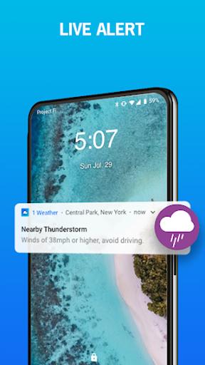 1Weather: Forecasts, Widgets, Snow Alerts & Radar screenshot 7