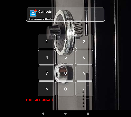 AppLock - Fingerprint 16 تصوير الشاشة