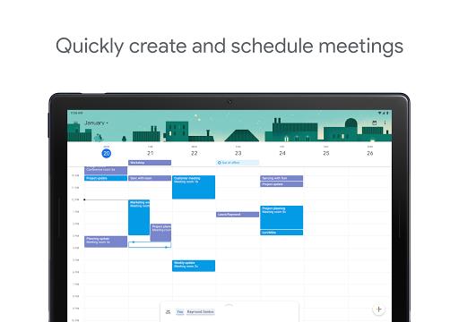 Google Calendar screenshot 8