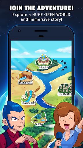 Dynamons World screenshot 5