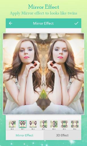 Mirror Photo - Image Editor screenshot 1