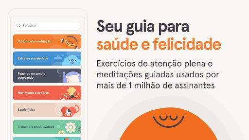 Headspace: Meditação e Mindfulness screenshot 1