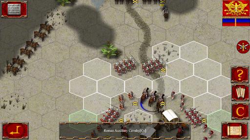 Ancient Battle: Rome 4 تصوير الشاشة