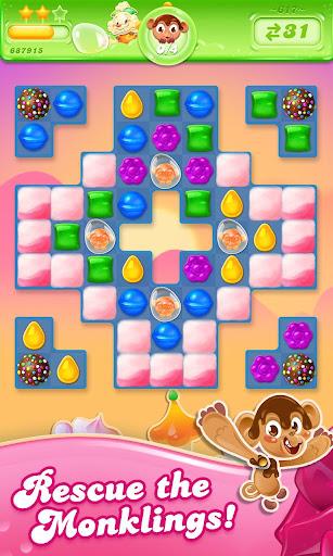 Candy Crush Jelly Saga 4 تصوير الشاشة