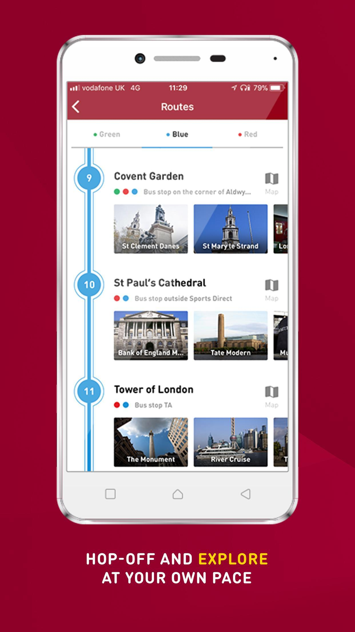 Big Bus Tours 2 تصوير الشاشة