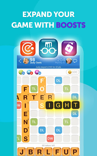 Words with Friends: Play Fun Word Puzzle Games screenshot 5