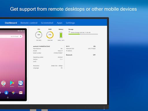 TeamViewer QuickSupport screenshot 7