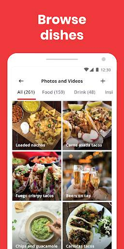 Yelp: Find Food, Delivery & Services Nearby screenshot 3