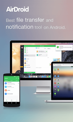 AirDroid: Remote access & File screenshot 8