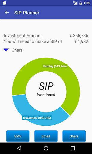 SIP Calculator screenshot 12