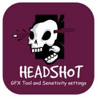 Headshot GFX Tool and Sensitivity settings on 9Apps