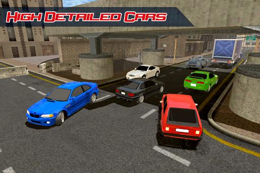 Car Driving Simulator in City screenshot 2