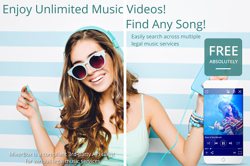 ▶Download Now◀Unlimited Free Music MP3 Player screenshot 1