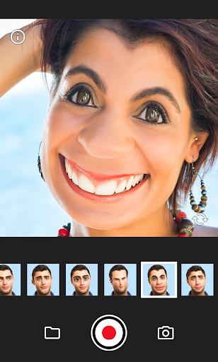 Face Warp 3 تصوير الشاشة