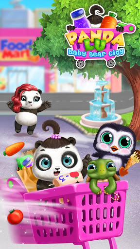 Panda Lu Baby Bear City - Pet Babysitting & Care 3 تصوير الشاشة